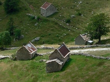 case cimbre - Parco della Lessinia